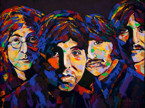 The Beatles by John Wilsher