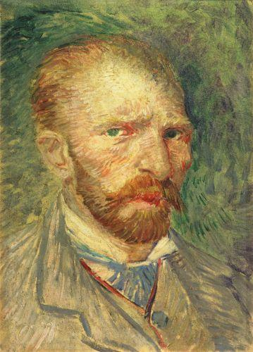 Self Portrait, 1887 (1) by Vincent Van Gogh