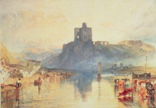 Norham Castle, 1824 by Joseph Mallord William Turner