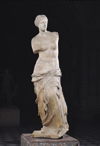 Venus de Milo, c.130 BC by Greece
