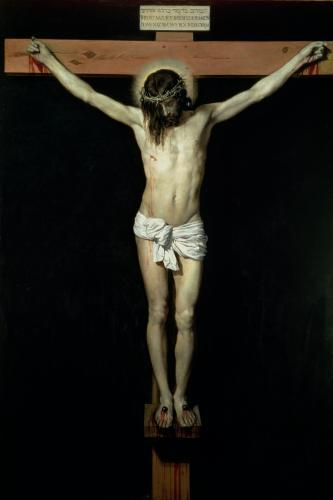 Christ on the Cross, c.1630 by Diego Velázquez