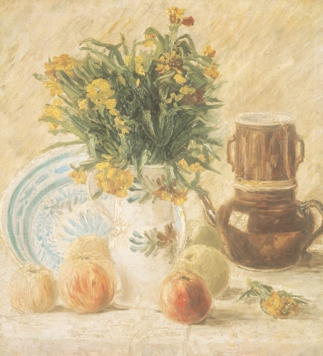 Still Life, 1887 by Vincent Van Gogh