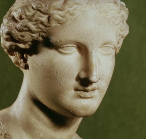 Head of Artemis by Greece
