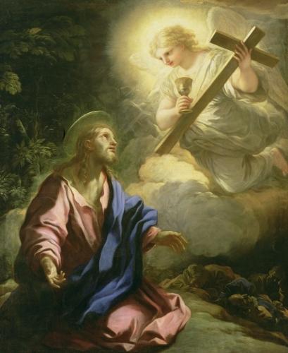 The Prayer in the Garden by Luca Giordano