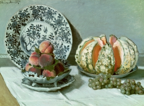 Still Life, c.1876 by Claude Monet