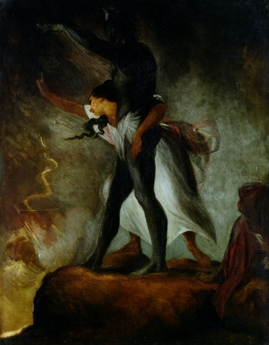 The Negro Avenged, 1806 by Henry Fuseli