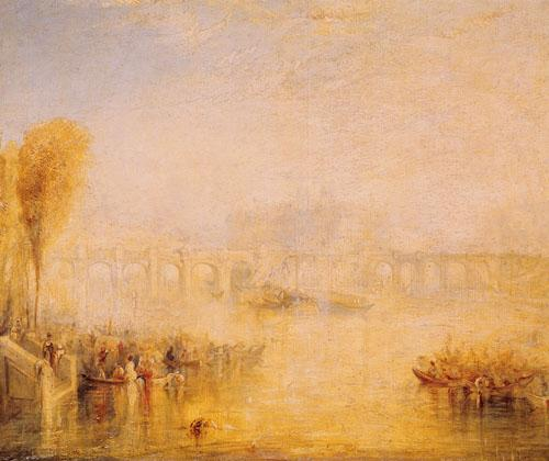View of the Pont Neuf, Paris by Joseph Mallord William Turner