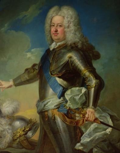 Portrait of Stanislas Lesczinski King of Poland by Jean-Baptiste van Loo
