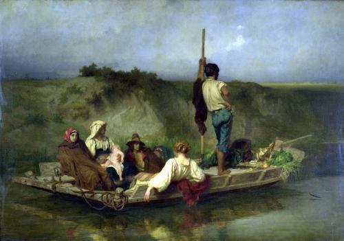 Malaria by Antoine Auguste Ernest Herbert