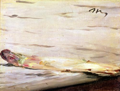 Asparagus 1880 by Edouard Manet