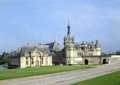 The Petit Chateau c.1560 by Jean Bullant