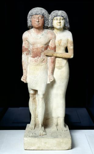 Raherka and Meresankh Old Kingdom by Egyptian Art