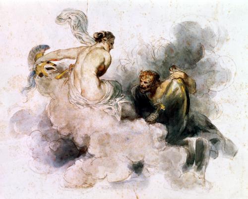 Venus and Vulcan by Sir Anthony Van Dyck