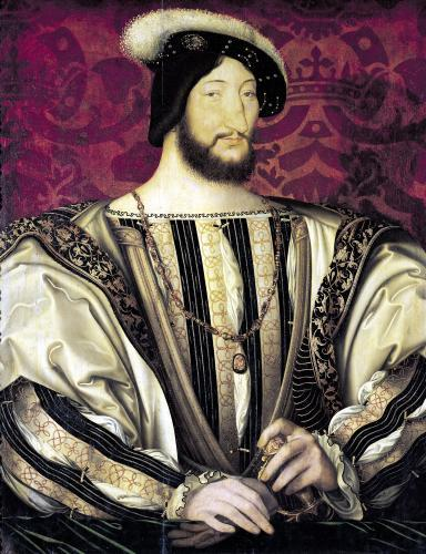 Francois I by Jean Clouet