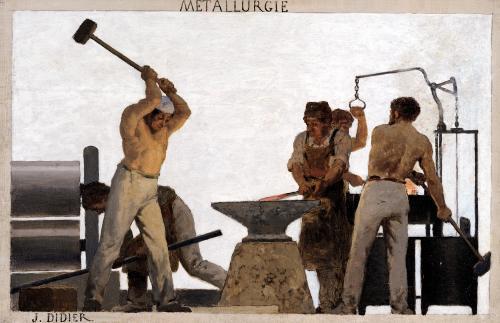 Metallurgy by Jules Didier