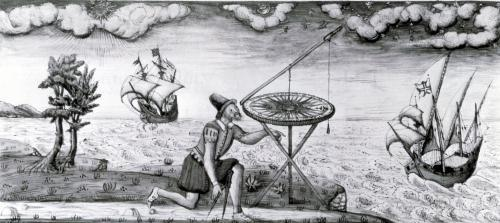 The Utilisation of the Sextant by Jacques Devaulx