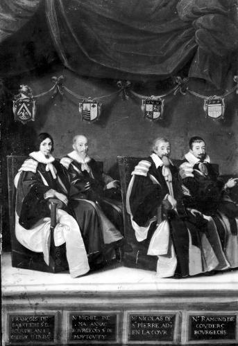 The Aldermen of Toulouse by Jean Chalette