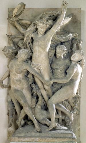 The Dance 1868 by Jean-Baptiste Carpeaux
