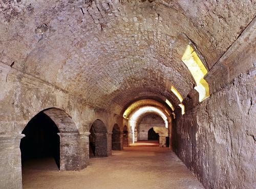 The crypto-porticus by Gallo-Roman