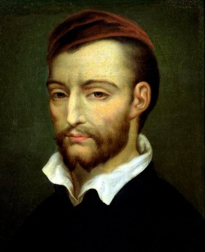 Portrait of Theodore Gericault by Louis Alexis Jamar