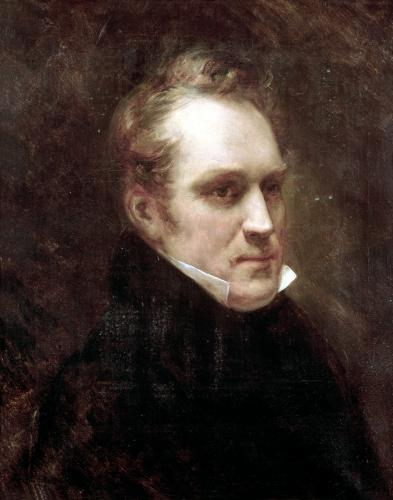 Portrait of Aimable-Guillaume-Prosper Brugiere by Ary Scheffer