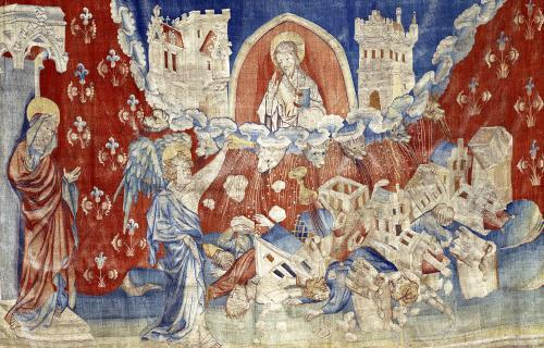 The Seven Bowls of Wrath and the Destruction of Babylon 1373 by Nicolas Bataille