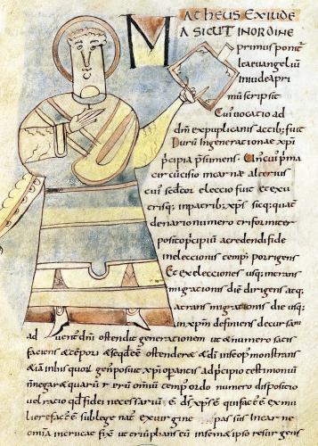 St. Matthew the Evangelist by French School
