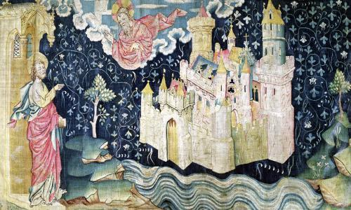 The New Jerusalem 1373 by Nicolas Bataille