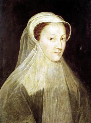 Mary Queen of Scots by French School