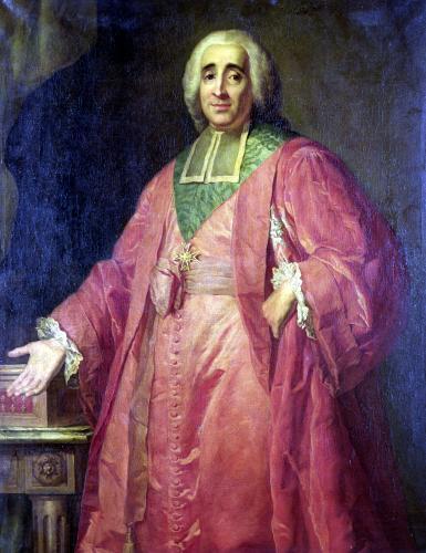 Rene Augustin de Maupeou by Pierre Lacour