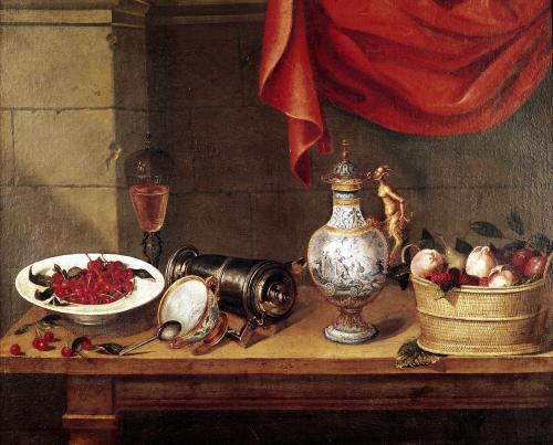 Still Life 1653 by French School