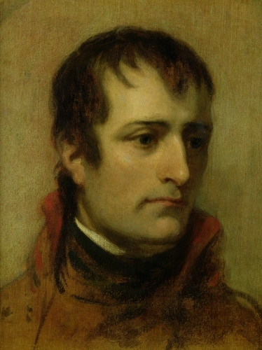 Napoleon Bonaparte First Consul 1802 by Thomas Phillips