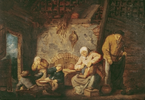 The Toilet by Adriaen Jansz Van Ostade
