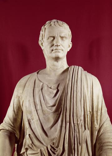 Lucius Cornelius Sulla Orating by Roman Art