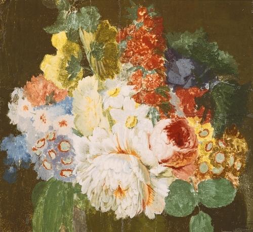 Flowers by Nicolaes van Veerendael