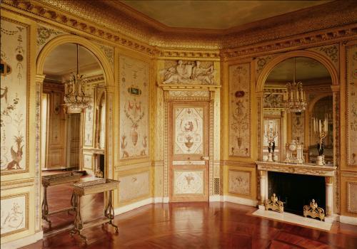 Boudoir of Marie-Antoinette by Richard Mique