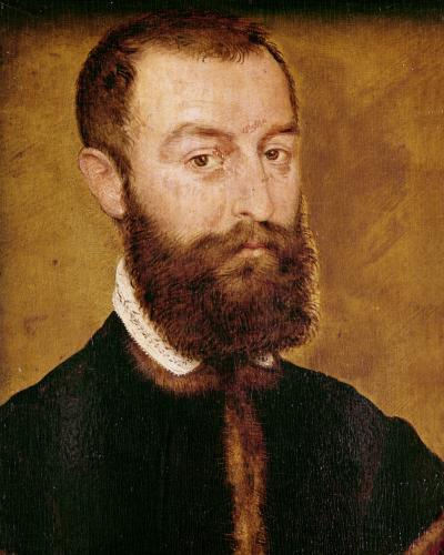 Portrait of a Man with a Beard by Corneille de Lyon