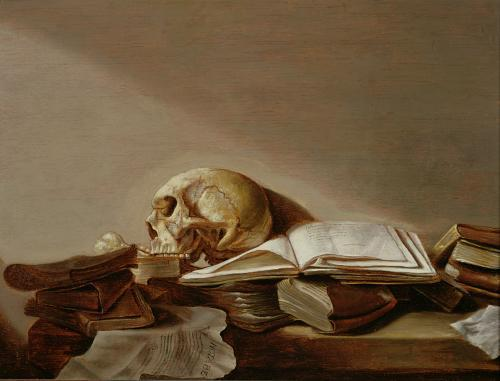 Vanitas by Jan Davidsz de Heem