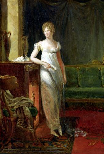 Catherine Worlee Duchess of Talleyrand-Perigord 1805 by Baron Francois Pascal Simon Gerard