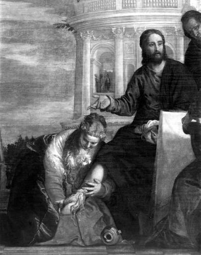 The Meal at the House of Simon the Pharisee by Paolo Caliari Veronese