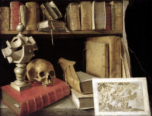 Vanitas with a Sundial c.1626 by French School