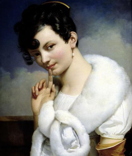 Portrait of a Woman by Thomas Henry