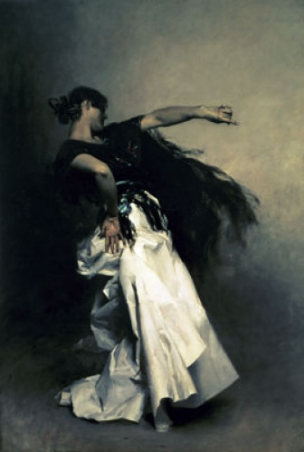The Spanish Dancer, study for 'El Jaleo', 1882 by John Singer Sargent