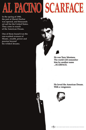 Scarface by Maxi