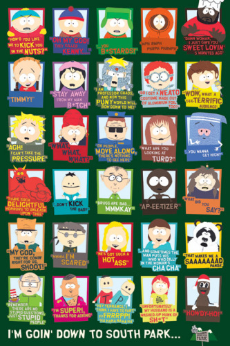 South Park (Quotes) by Maxi