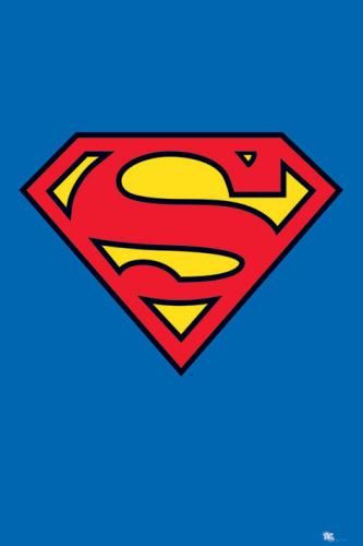 Superman (Classic Logo) by DC Comics