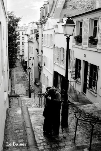 La Baiser (The Kiss) by Anonymous