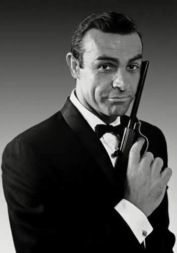 James Bond (Connery Tuxedo) by Celebrity Image