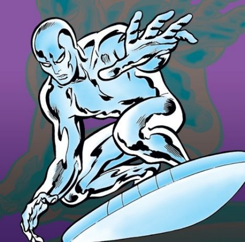 Silver Surfer by Marvel Comics