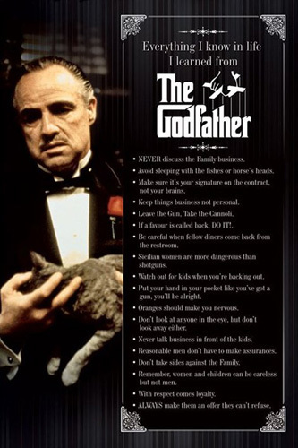 The Godfather (Everything I Know) by Maxi